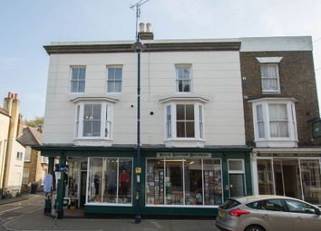 Thumbnail 1 bed flat for sale in Harbour Street, Whitstable