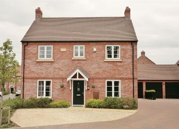 Thumbnail 4 bed detached house for sale in Saturn Way, Stratford-Upon-Avon