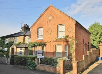Thumbnail 4 bed semi-detached house to rent in Blays Lane, Englefield Green, Surrey