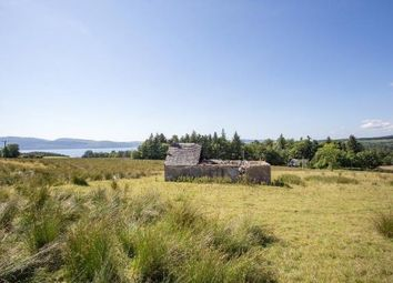 Thumbnail Land for sale in Tigh Na Rathaid Cottage, Kilfinan, Tighnabruaich, Argyll And Bute