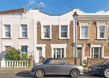Thumbnail 3 bedroom terraced house to rent in Hadley Street, Kentish Town, London
