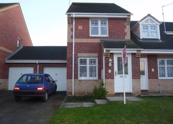 Thumbnail 2 bed property to rent in Meadenvale, Peterborough