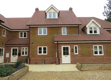 Thumbnail 3 bed end terrace house for sale in Hunstanton Road, Heacham, King's Lynn