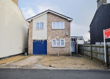 Thumbnail 4 bedroom detached house for sale in Cavendish Street, Peterborough