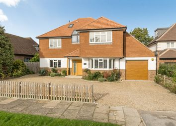 Thumbnail Detached house for sale in Wentworth Close, Long Ditton, Surbiton