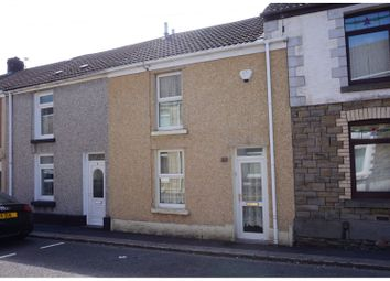3 bed terraced house for sale in Cross Street, Brynhyfryd SA5