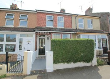 Thumbnail 2 bedroom terraced house for sale in Hamilton Terrace, Bexhill On Sea, East Sussex