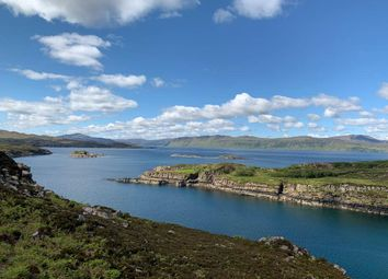 Thumbnail Land for sale in Fladda Island Croft, Raasay