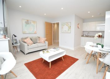 Thumbnail 1 bed flat for sale in Plot 26, Castle House, Centre Square, High Wycombe