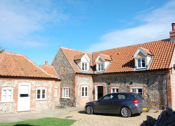 Thumbnail 4 bed detached house to rent in North Street, Langham, Norfolk