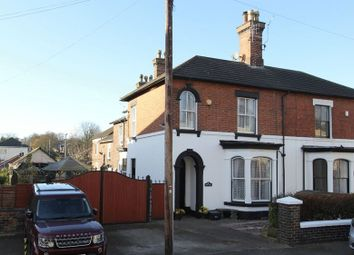 Thumbnail 5 bedroom semi-detached house for sale in Newton Street, Hanley, Stoke-On-Trent