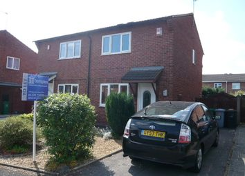 Thumbnail 2 bed semi-detached house to rent in Verdin Court, Leighton, Crewe, Cheshire