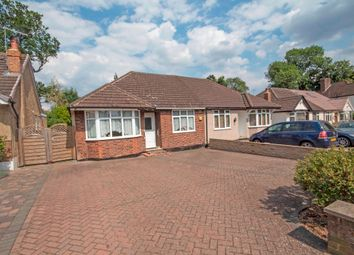 Thumbnail 2 bed bungalow for sale in Woodford Crescent, Pinner