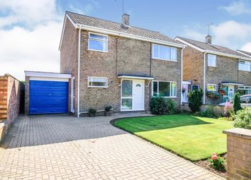 Thumbnail 3 bed detached house for sale in South Green, Whittlesey, Peterborough