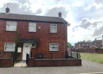 Thumbnail 3 bedroom end terrace house for sale in Cathcob Close, St. Mellons, Cardiff