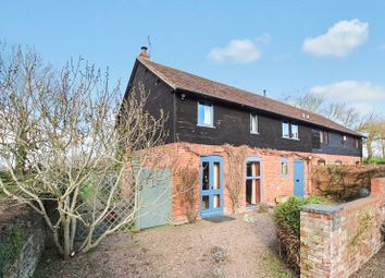 Thumbnail 3 bed barn conversion for sale in Tarrington, Hereford