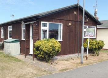 Thumbnail 2 bed mobile/park home for sale in 116 Third Avenue, South Shore Holiday Village, Bridlington