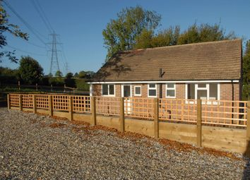 Thumbnail 2 bed bungalow to rent in Hill Road, Great Sampford, Great Sampford