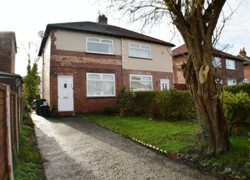 Thumbnail 2 bedroom semi-detached house for sale in Woodbank Avenue, Bredbury, Stockport