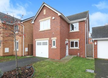 Thumbnail 4 bed detached house for sale in Clover Birches, Ellesmere Port
