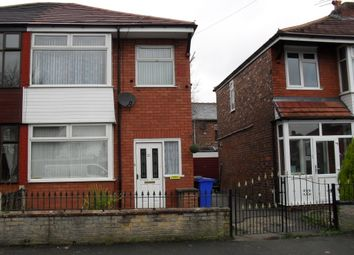 Thumbnail 3 bed semi-detached house to rent in Nelson Drive, Droylsden, Droylsden, Manchester