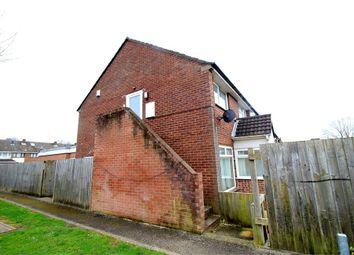 Thumbnail 1 bed flat for sale in Ribble Walk, Bettws, Newport