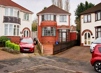 Thumbnail 3 bed detached house for sale in Farm Avenue, Oldbury