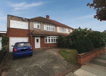 Thumbnail 4 bed semi-detached house for sale in Avon Road, Upminster, Greater London