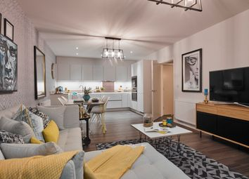 Thumbnail 1 bed flat for sale in Wood Street, Walthamstow