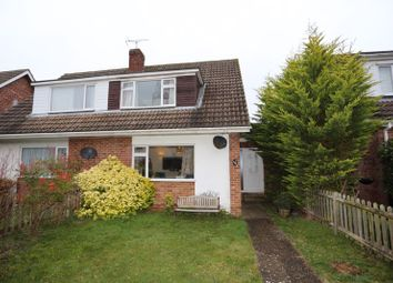 3 bed semi-detached house for sale in Kingfisher Drive, Woodley, Reading RG5