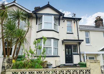 Thumbnail 1 bed flat for sale in Ellacombe Church Road, Torquay