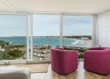 Thumbnail 4 bedroom cottage for sale in Fore Street, Newquay