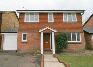Thumbnail 4 bed property to rent in Leney Road, Wateringbury, Maidstone