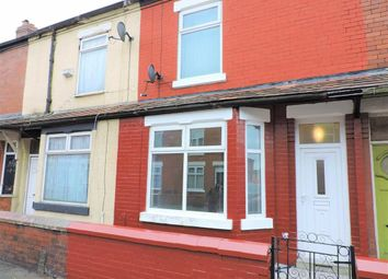 Thumbnail 2 bedroom terraced house for sale in Brook Avenue, Manchester