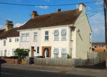 Thumbnail 3 bed end terrace house for sale in Barton Hill Drive, Minster On Sea, Sheerness