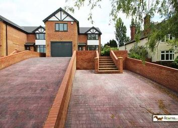 Thumbnail 5 bed detached house for sale in Lichfield Road, Shelfield, Walsall