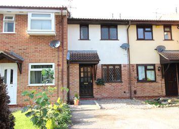 Thumbnail 2 bed terraced house for sale in Kestrels Croft, Sinfin, Derby