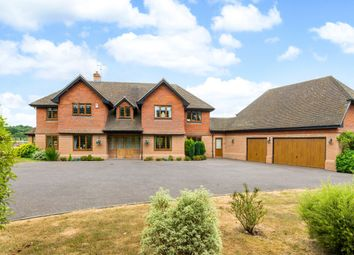 Thumbnail 5 bed detached house to rent in Forest Road, Horsham