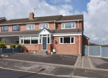 Thumbnail 5 bed semi-detached house for sale in Hillside Drive, Streetly, Sutton Coldfield
