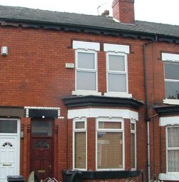 Thumbnail 3 bed terraced house for sale in Ashfield Road, Longsight, Manchester