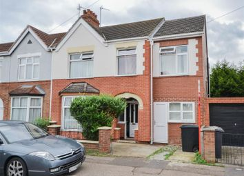 Thumbnail 5 bed semi-detached house for sale in Vere Road, Dogsthorpe, Peterborough