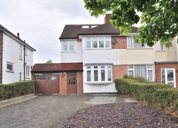 Thumbnail Semi-detached house for sale in Domonic Drive, London