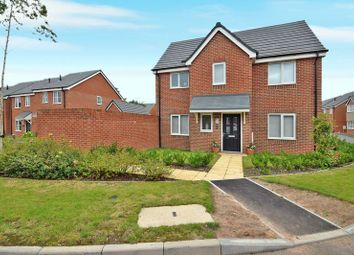 Thumbnail 3 bed detached house for sale in Scholars Way, Werrington, Stoke-On-Trent