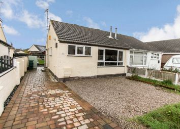 Thumbnail 1 bed semi-detached bungalow for sale in Lon Y Llyn, Pensarn, Abergele