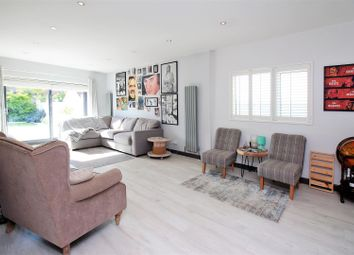 Thumbnail 4 bed detached house for sale in Chichester Road, Greenhithe