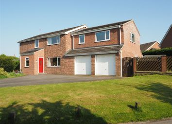 Thumbnail 5 bed detached house for sale in Acorn House, Back Lane, Claypole, Newark