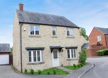 Thumbnail 4 bed detached house for sale in Bridge Walk, Deanshanger, Milton Keynes, Northamptonshire