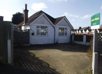 Thumbnail 2 bedroom bungalow for sale in Elstree Road, Southampton