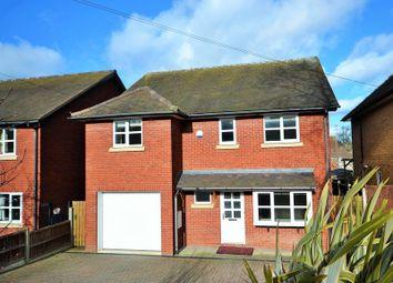 Thumbnail 4 bed detached house for sale in Bromyard Road, Tenbury Wells