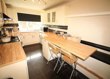 Thumbnail 3 bed flat to rent in Connaught Avenue, London